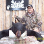 Big Manitoba black bear